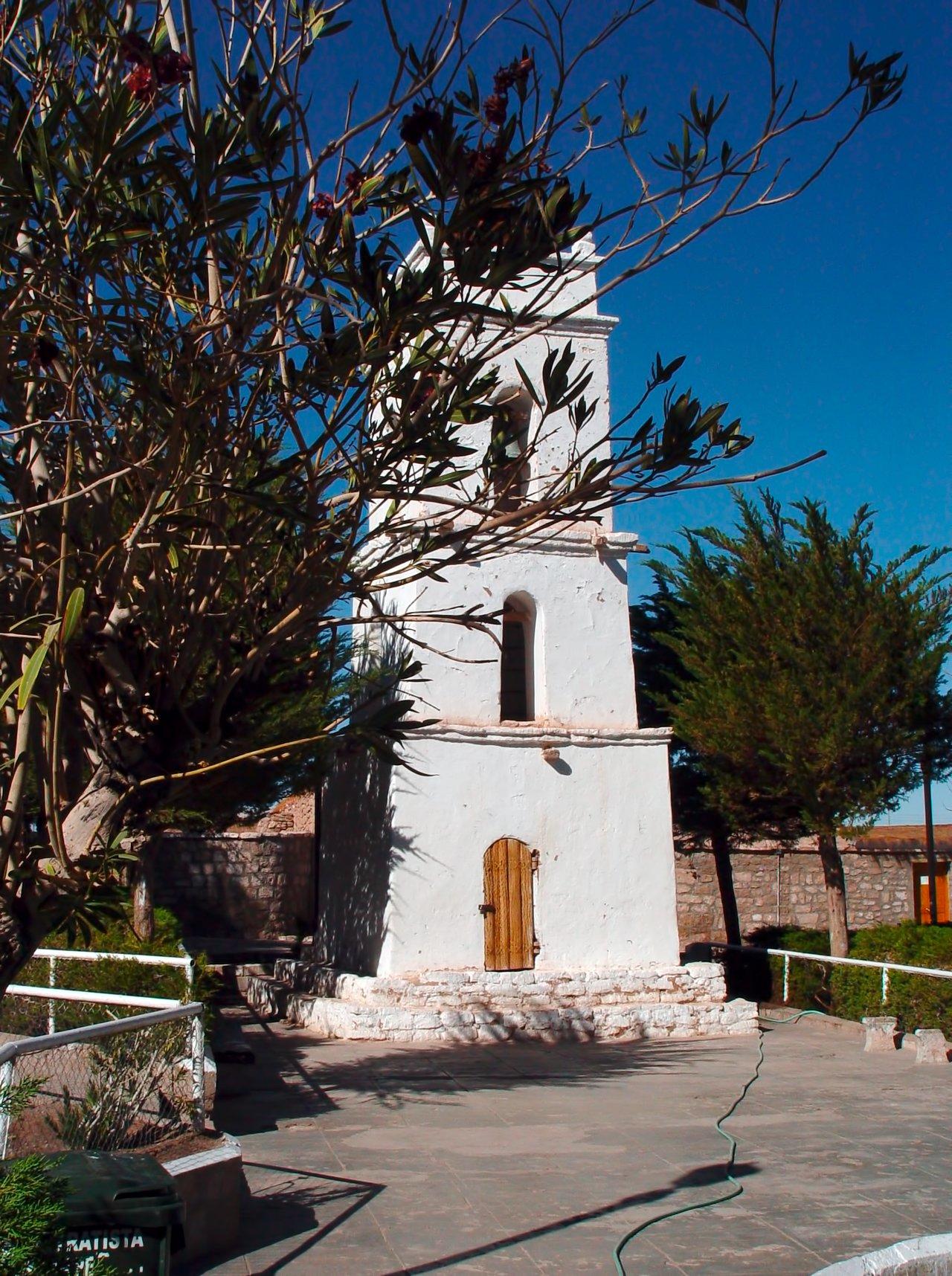 Toconao church