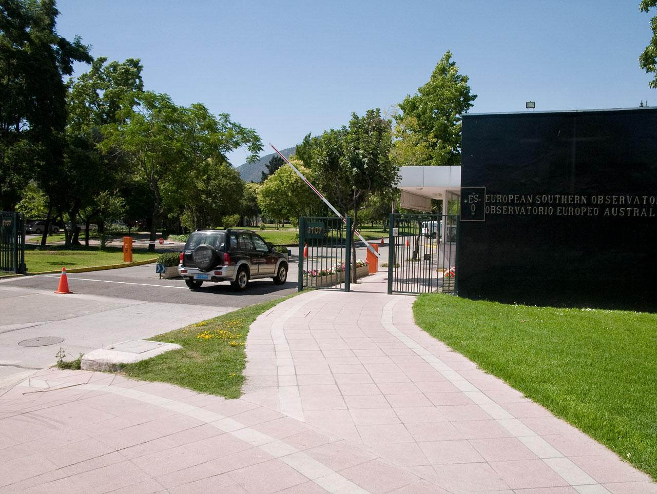 Vitacura Headquarters