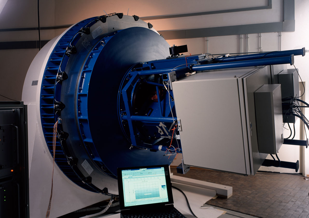 VLT Test Camera
