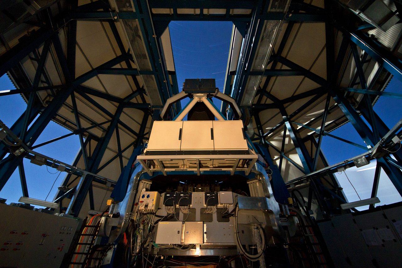 Das VLT Survey Telescope (VST)