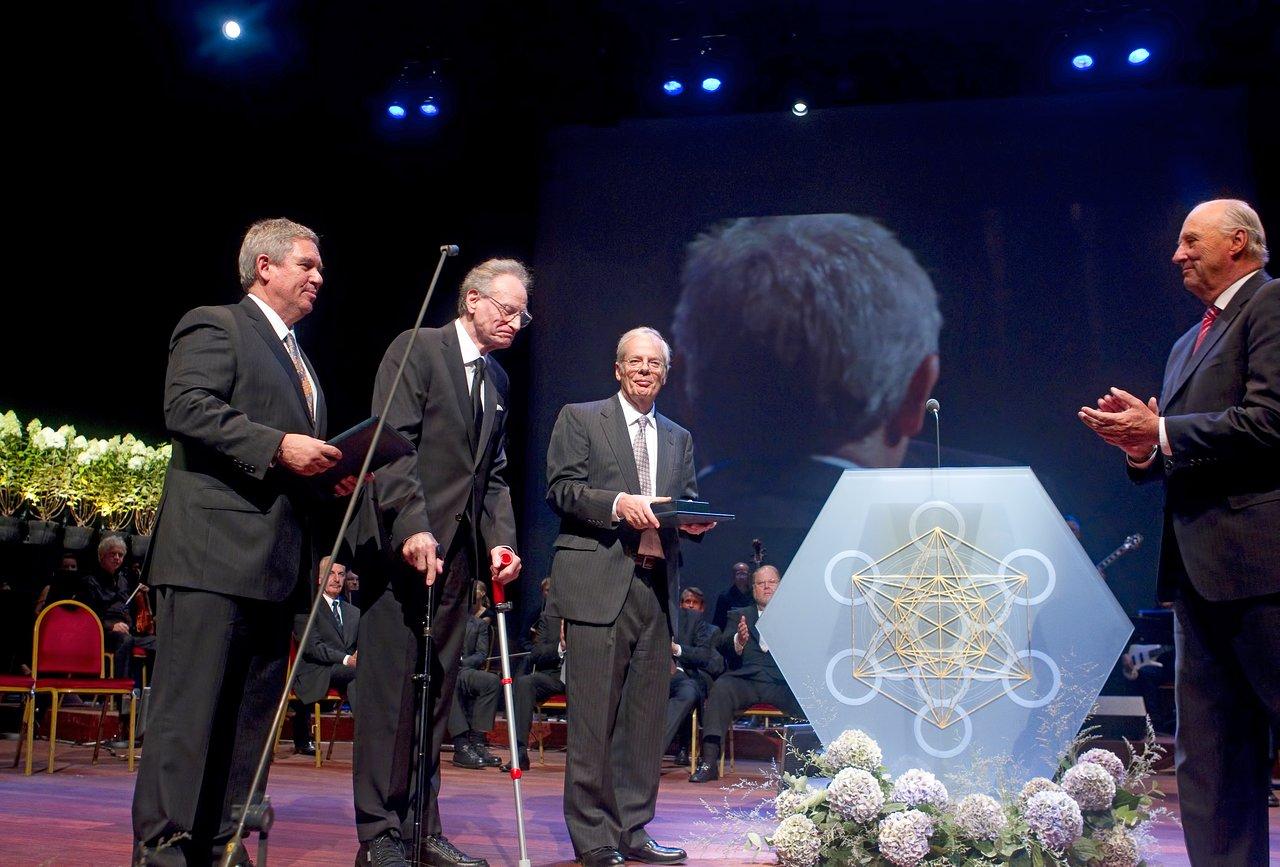 Kavli Prize in Astrophysics for 2010