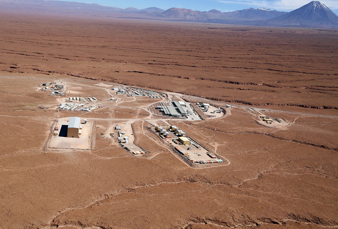ALMA's Operational Support Facility