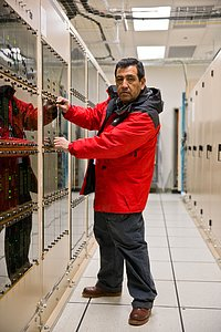 ALMA Correlator Technician