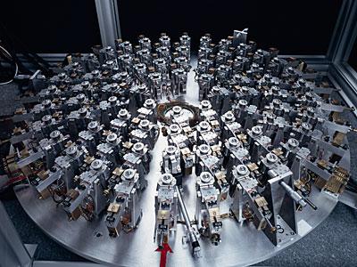 1-m Telescope Experiment