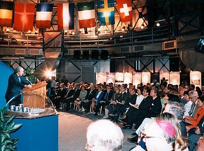 VLT Inauguration, 1996