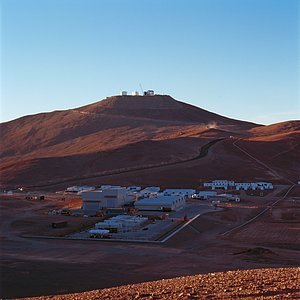 Paranal Observatory, 1997