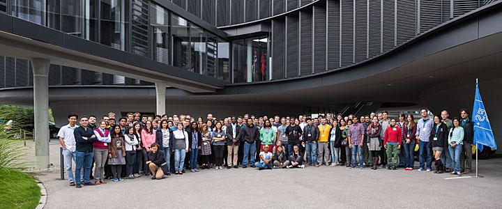 ERIS 2015 Group Photo