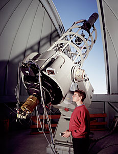 Dutch 0.9-metre telescope