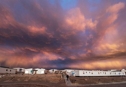 Stormy ALMA OSF