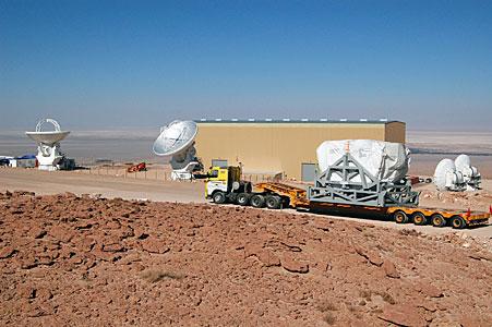 ALMA Antenna Procurement