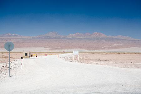 Alma Access Road