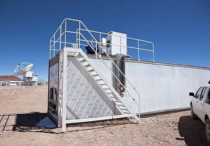 ALMA High Altitude Test Facility