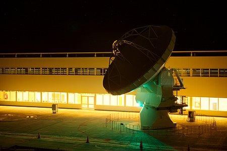 ALMA night testing