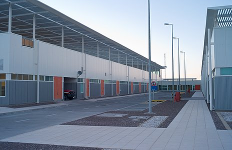 OSF buildings