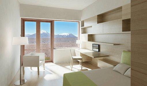 ALMA Residence Dormroom