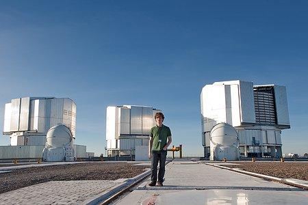 Julian Petrasch, 21st European Union Contest for Young Scientists prizewinner
