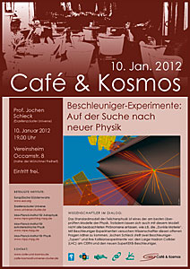Poster of Café & Kosmos 10 January 2012