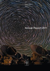 Cover of Annual Report 2011