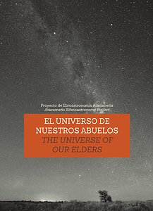 Cover of booklet describing Atacama elders' vision of the cosmos