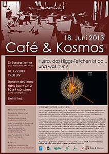 Café & Kosmos 18 June 2013