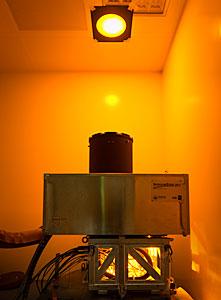 The first 22-watt sodium laser of the Adaptive Optics Facility