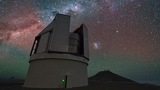 Screenshot of ESOcast 74
