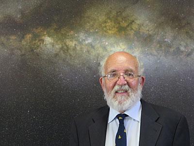 Professor Michel Mayor, winner of the 2015 Kyoto Prize