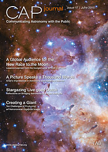 Cover of CAPjournal issue 17
