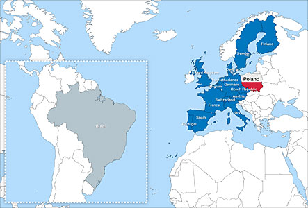 Poland ratifies ESO membership and becomes fifteenth Member State