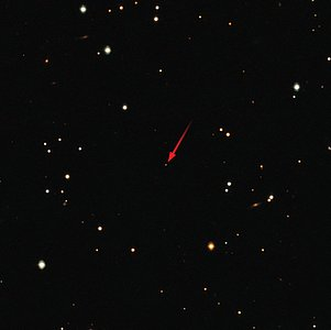 GROND image of the gamma-ray burst GRB 151027B