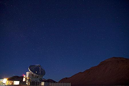 APEX at Night