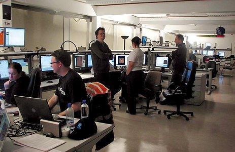 La Silla Control Room