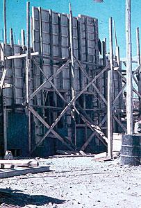 La Silla Construction 01