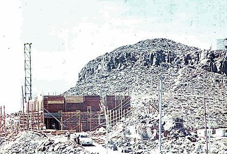 La Silla Construction 02