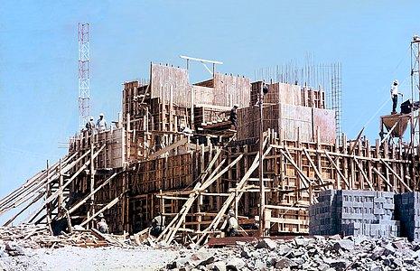 La Silla Construction 10