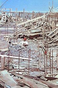 La Silla Construction 13