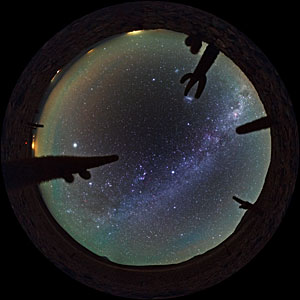 Atacama Airglow