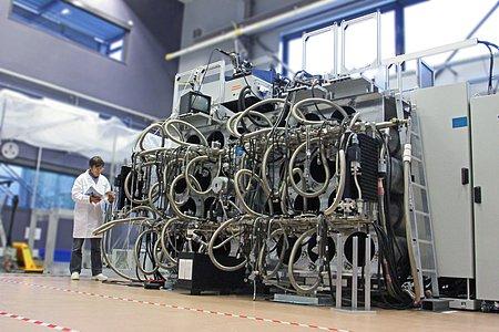 The Multi Unit Spectroscopic Explorer (MUSE)