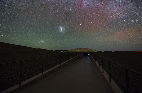 Magellanic Clouds at Paranal
