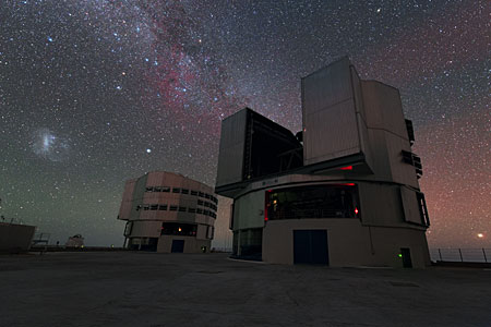 The most powerful telescope in the world