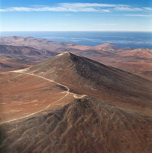 Paranal in 1991