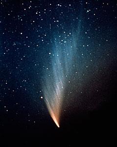Comet West,  March 1976