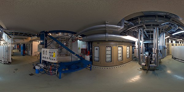Cooling plant Panorama