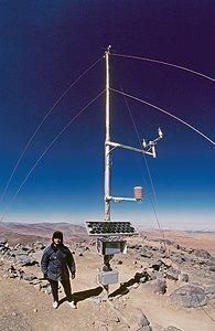 Cerro Paranal, 1987