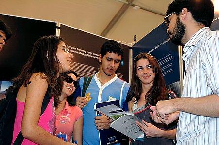 ESO Exhibition at SBPC