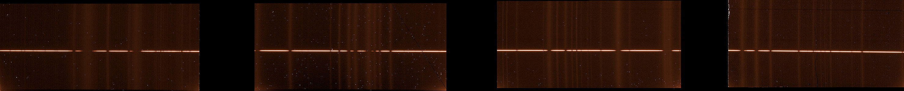 The spectrum of star HR7235