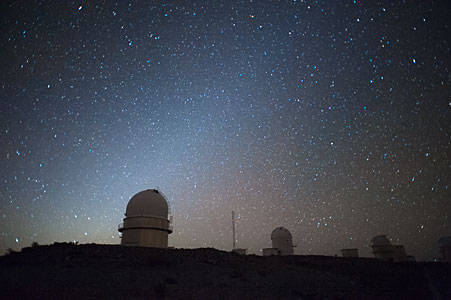 La Silla at Night
