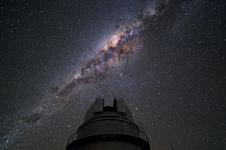 The Danish Telescope at La Silla