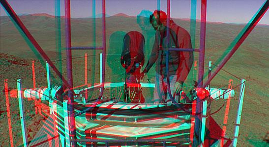 Instrument Platform - 3D