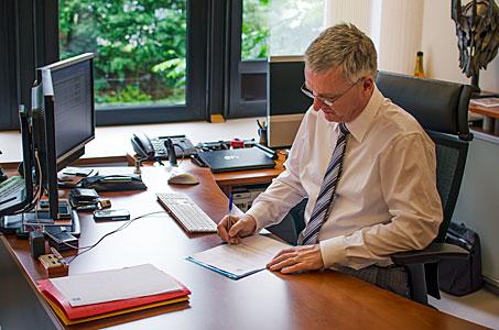 ESO Director General